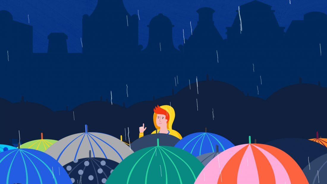 Amsterdam Rainproof Orlyplein