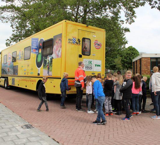 Voorlichting Chauffeurs Vereniging Friesland